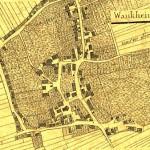 Old City Map of Wankheim