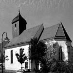 Die Kirche von Wankheim