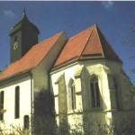 The church of Wankheim