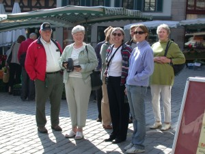 v. l.: John & Brenda Kearns, Gena & Terry Schantz, Marianne Kemmler