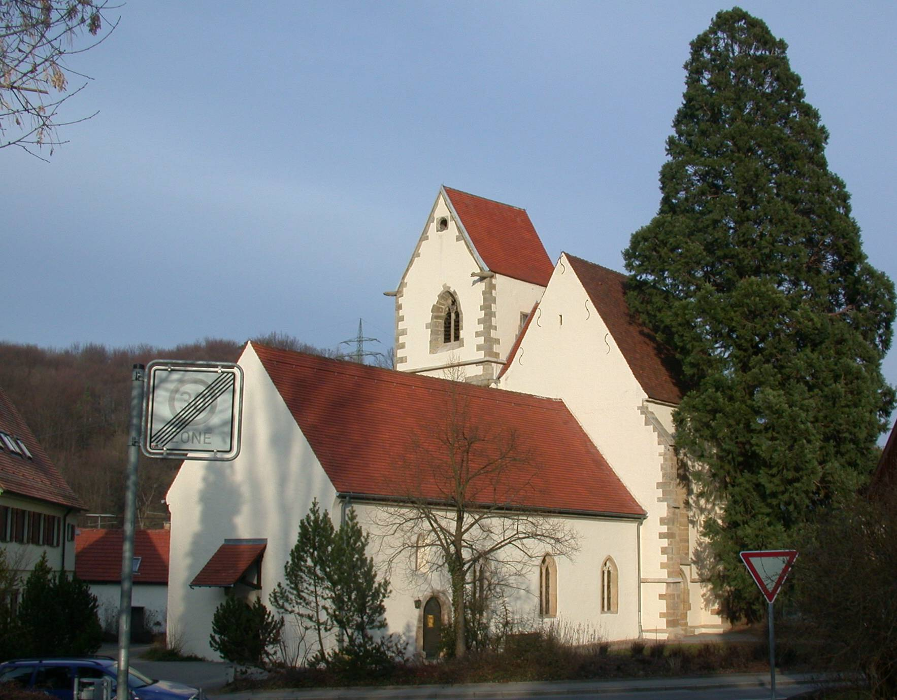 The church of Bronnweiler