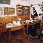 Seed museum in Goenningen