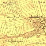 Old City Map of Jettenburg