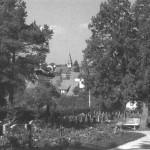 Der Friedhof von Kusterdingen