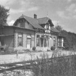 The train station of Maehringen
