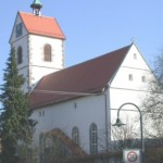 St. Stephans church of Maehringen