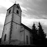 St. Stephan church in Maehringen