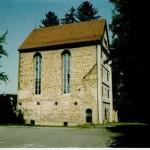 The church of the nunnery