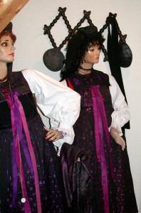 The Sunday dress of married women in Wankheim