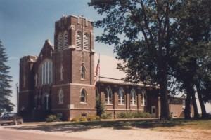 Trinity church of Marcus, IA
