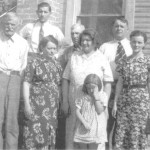 Jacob Walker family