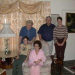 Visit of our Bauer relatives in Montpelier, OH