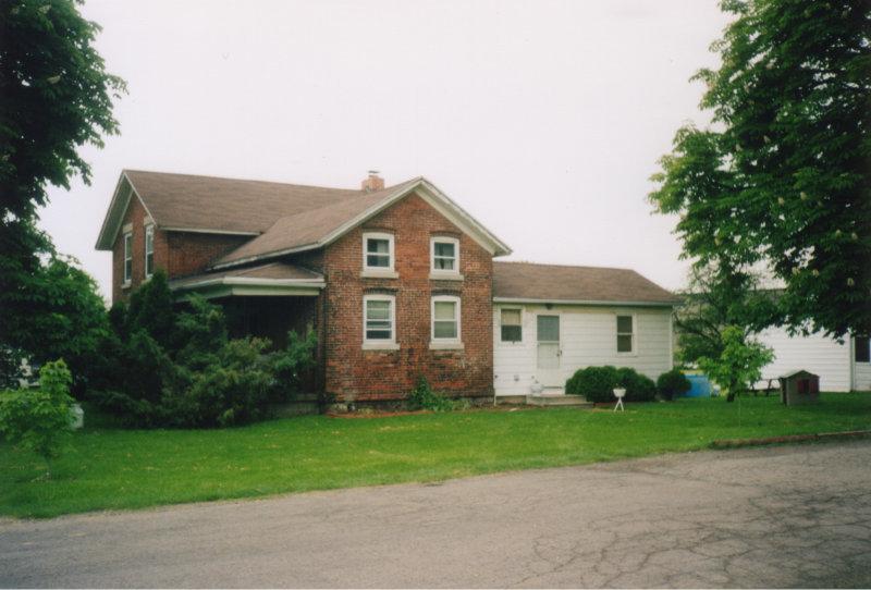 Farmhouse of Daniel Grauer - 1998
