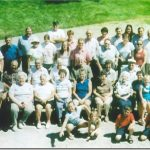 Riehle family reunion in Edgerton, OH - 2006