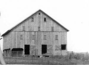 Barn of Johann Jacob Walker